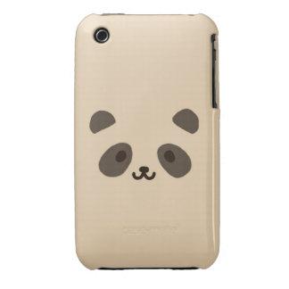 One Cute Panda iPhone 3 Cases