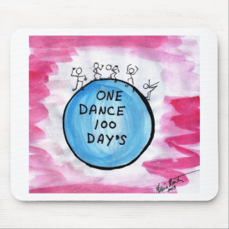One Dance 100 Day's Mouse Pad