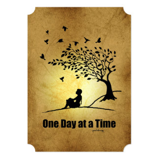 One Day at a Time – (1 Day at a Time Female) Card