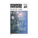 One Day at a Time Almond Blossoms Postage