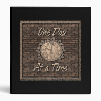 One Day at a Time Binder