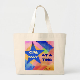 """One Day at a Time """"Blue Star"""" bag"""