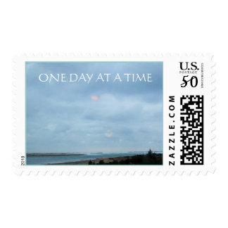 One Day at a Time By the Sea Postage