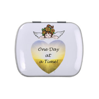 One Day at a Time Candy Tins