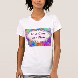 """One Day at a Time """"Celebration"""" t-shirt"""