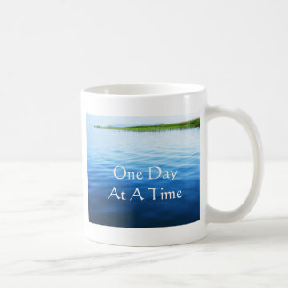 One Day At A Time Coffee Mug