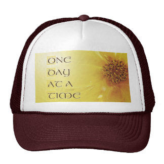 One Day at a Time Coreposis Trucker Hat