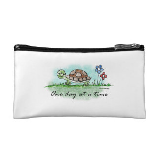 One Day at a Time Cosmetic Bag