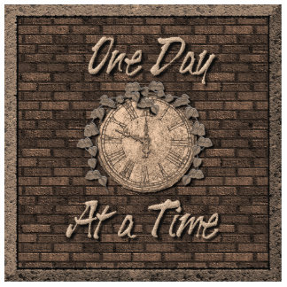 One Day at a Time Cutout