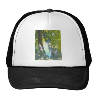 One Day at a Time Duck Pond Trucker Hat