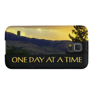 One Day at a Time July Sky Galaxy S5 Case