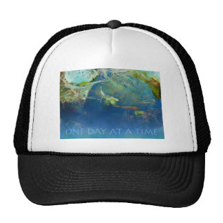 One Day at a Time Koi Pond Trucker Hat
