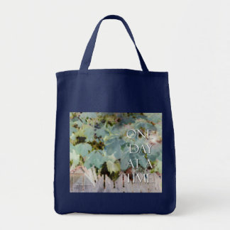 One Day at a Time Leaves Bag