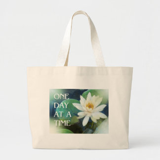 One Day at a Time Lotus One Bag