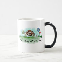 One Day at a Time Magic Mug