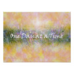 One Day at a Time ODAT Branches Poster Print