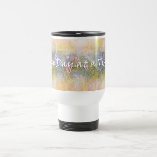 One Day at a Time ODAT Branches Travel Mug