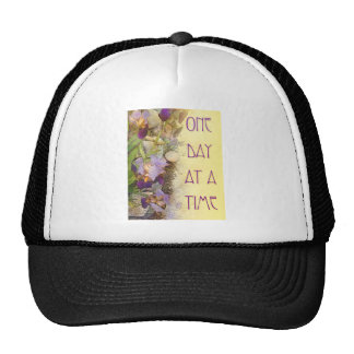 One Day at a Time (ODAT) Irises Nouveau Trucker Hat