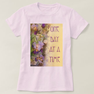 One Day at a Time (ODAT) Irises T-Shirt