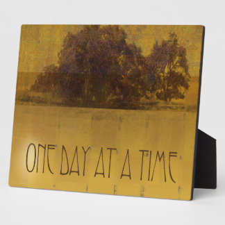 One Day at a Time ODAT Oaks by the Lake Plaques