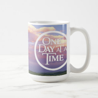 One Day At A Time Photo Mug