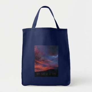 One Day at a Time - Quiet Sunrise Bags