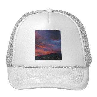 One Day at a Time - Quiet Sunrise Trucker Hat