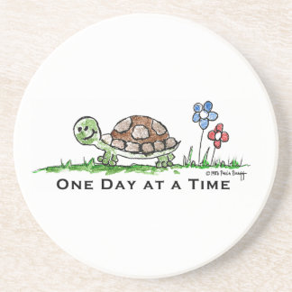 One Day at a Time (Recovery) Coasters