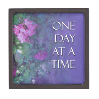 One Day at a Time Rhododendrons Gift Box