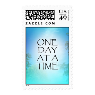 One Day at a Time September Sky Stamp