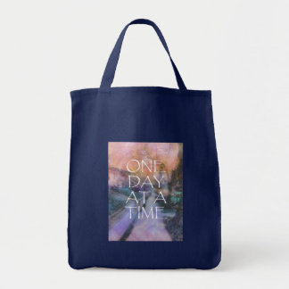 One Day at a Time Sidewalk Bags
