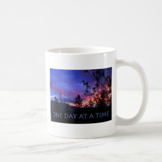 One Day at a Time Spring Sunrise Coffee Mug