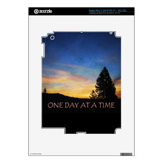 One Day at a Time Sunrise iPad 3 Skins