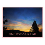 One Day at a Time Sunrise Post Cards