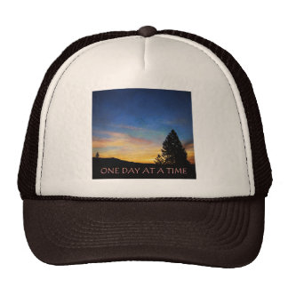 One Day at a Time Sunrise Trucker Hat