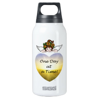 One Day at a Time Thermos Bottle