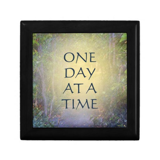 One Day at a Time Tree Canopy Gift Boxes