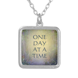 One Day at a Time Tree Canopy Pendant