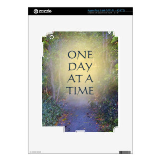 One Day at a Time Tree Canopy Skins For iPad 3