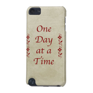 One Day at a Time-Vintage iPod Touch (5th Generation) Covers