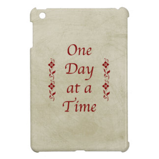 One Day at a Time-Vintage Case For The iPad Mini