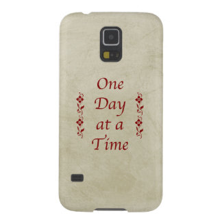 One Day at a Time-Vintage Galaxy S5 Case