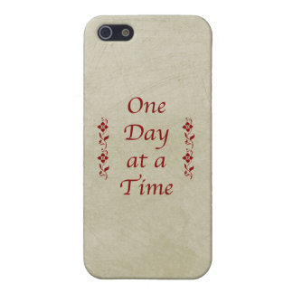 One Day at a Time-Vintage iPhone SE/5/5s Case