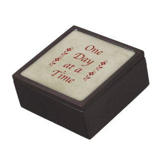 One Day at a Time/Vintage Style Gift Box
