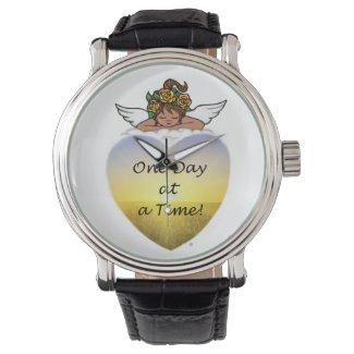 One Day Ethnic Angel Wristwatch