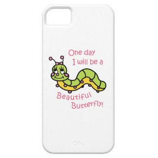 ONE DAY I WILL BE iPhone 5 COVER