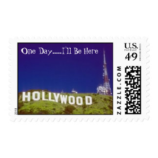 One Day.....I'll Be Here Stamps