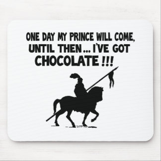 One day my prince will come mouse pad