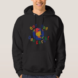 One Day One Earth Hoodie