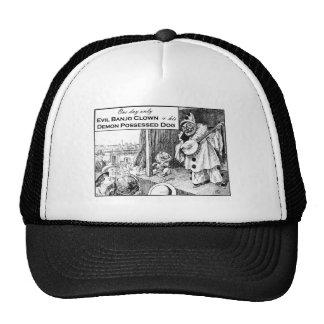 One Day Only: Evil Banjo Clown Trucker Hat